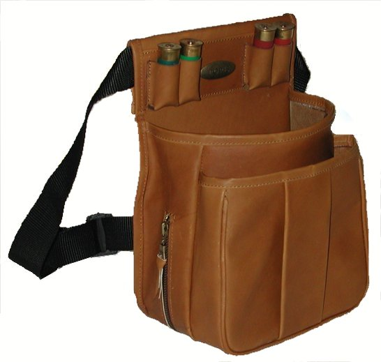 Shotgun S Pouch Our Trap And Skeet Leather